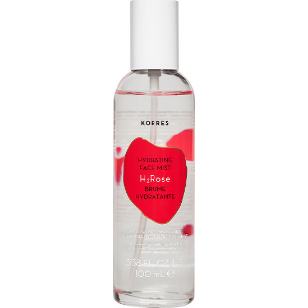 KORRES - Wild Rose Hydrating Face Mist 100ml