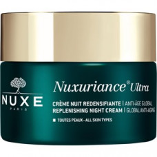 NUXE - Nuxuriance Ultra Crème Nuit Redensifiante - for all skin types 50ml