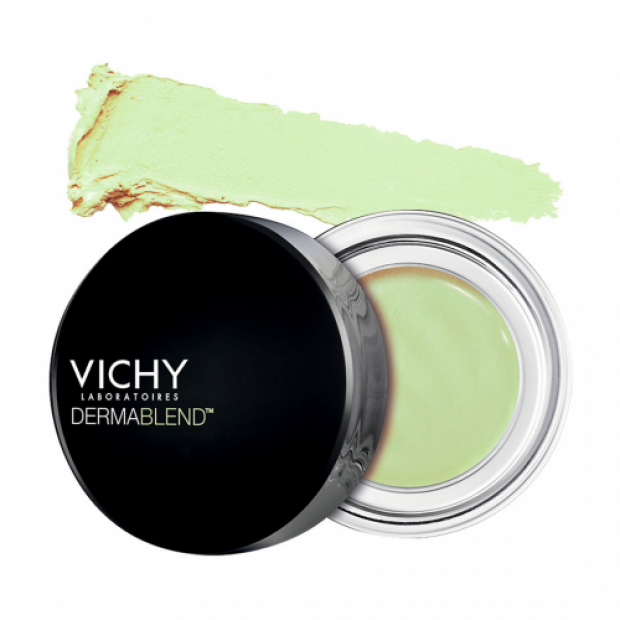 VICHY Dermablend Colour Corrector Neutralises Redness 4,5gr - Green