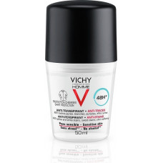 VICHY DÉODORANT Homme Anti-Perspirant 48h Sensitive Skin Roll-On 50ml