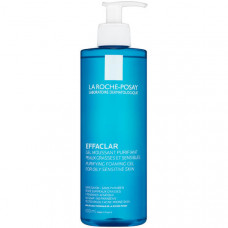 LA ROCHE POSAY - EFFACLAR Purifying Foaming Gel for Oily and Sensitive Skin, 400ml