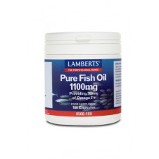 Lamberts - Pure Fish Oil 1100mg (Epa) (Ω3) - 180 CAPS