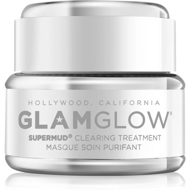 Glamglow Supermud Clearing Treatment Deep Cleansing Face Mask, 15gr