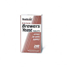 HEALTH AID - Brewer's Yeast, 500 tabs