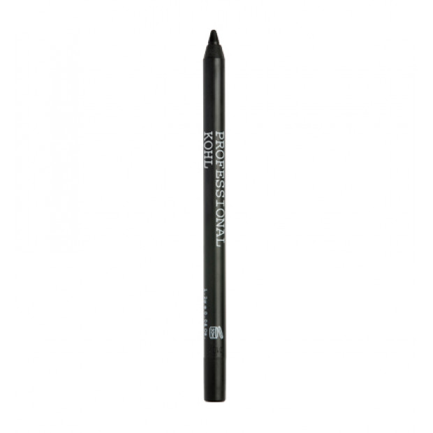 KORRES - EYES BLACK VOLCANIC MINERALS PROFESSIONAL KHOL EYELINER Stable finish, 1,14mL