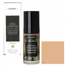 KORRES - MAKE UP Black Pine Lifting Firming & Brightening Foundation 30ml - BPF2