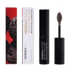 KORRES - EYES MINERALS Tinted Brow Mascara 4ml - 03 Light Shade