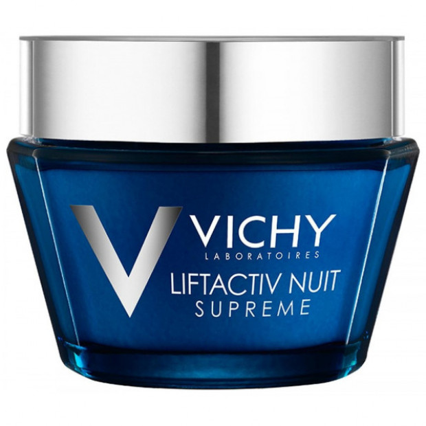 VICHY Liftactiv Supreme Creme De Nuit- night cream, 50ml