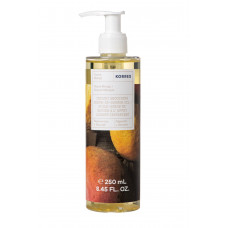 Korres Instant Smoothing Serum in Shower Oil Guava Mango, 250ml