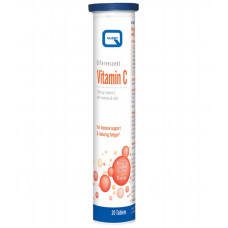 Quest - Vitamin C 1000mg with Rosehips and Rutin, 20 effervescent tabs