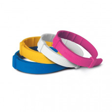 Vioryl Repelkito Bracelet for Mosquitos and other insects Yellow 1 piece