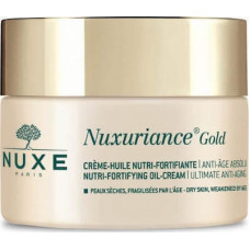Nuxe Nuxuriance Gold Ultimate Anti-Aging Nutri-Fortifying Oil Cream, 50ml