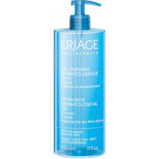 Uriage Gel Surgras Sensitive Skin Gel, 500ml