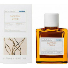 Korres Saffron Orris for Her Eau de Toilette 50ml