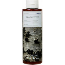 Korres Black Pepper Showergel 250ml