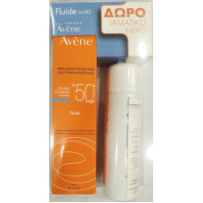 Avene Dry Touch Dry Touch Fluide 50ml & Eau Thermale 50ml